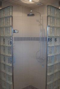 Glasvæg til bad – Færdigsyede gardiner bilka